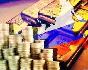 Золото и валюта страны