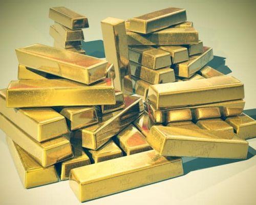 Сколько нынче стоит грамм золота?