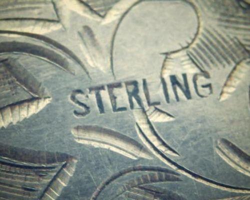 Характеристика и применение стерлингового серебра
